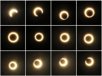 Annular Eclipse 2012 Series by Jennifer Ova