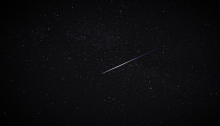 Perseid Meteor 2010 by Jennifer Ova
