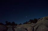 There's No Place like Venus Taken at Three Peaks by Leesa Ricci 2015