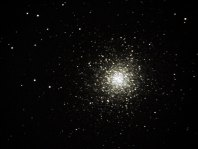 The Great Globular Cluster in Hercules taken at MDRS by Randy Dunning and Chad Weaver