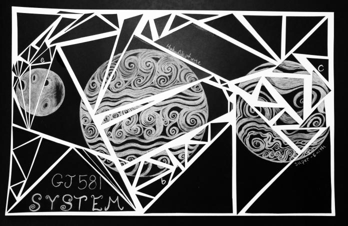 3_GJ 581 System